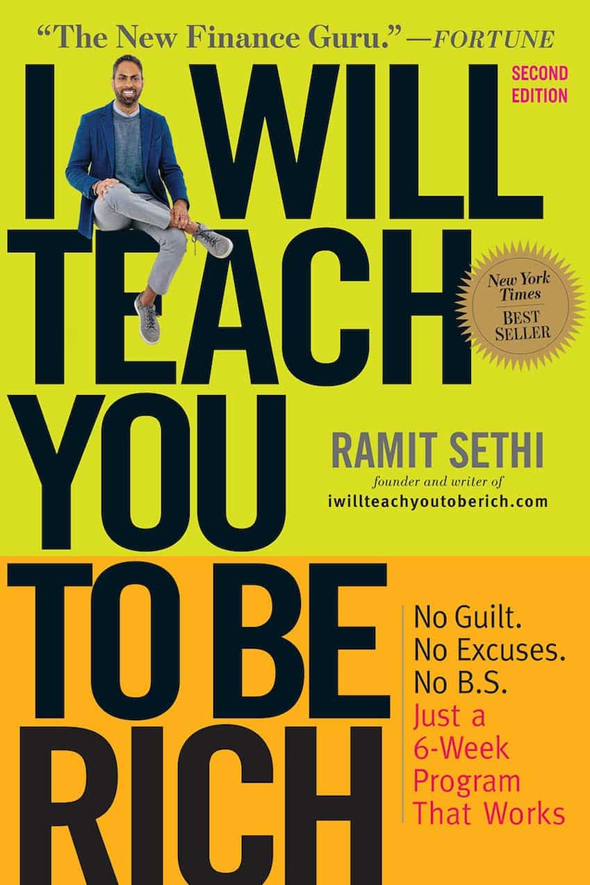 Libri di educazione finanziaria - I will teaxh you to be rich