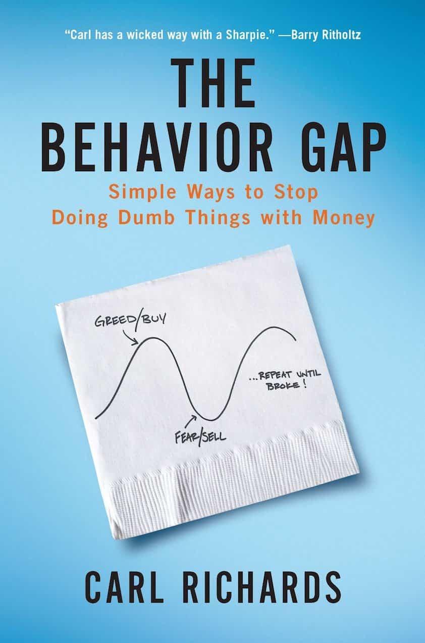 Libri di educazione finanziaria - The Beahvious Gap