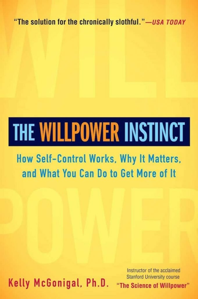 Migliori libri di psicologia - The Willpower Instinct