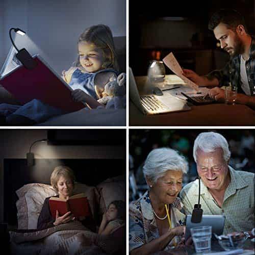 Leggeredi notte - Lampada da lettura3