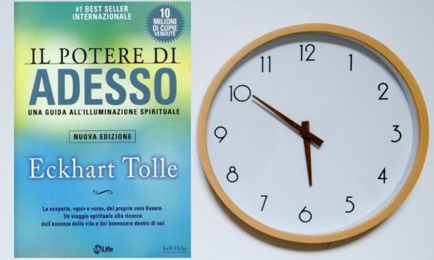 Il potere di adesso: riassunto in italiano in PDF + recensione